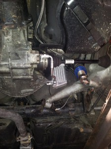 944 Turbo Gearbox Oil Cooler  2