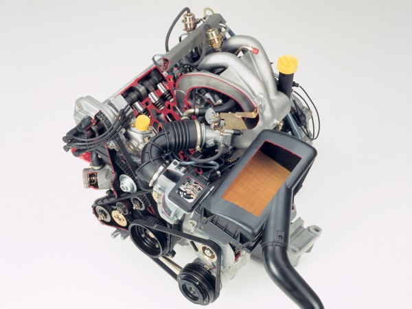 Porsche 944 8V Normally Aspirated Engine