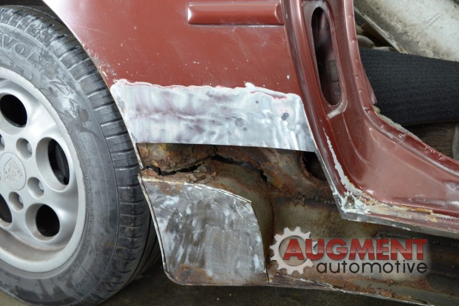 Porsche 944 Most Rusted Augment Automotive Limited